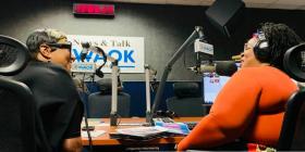 1380 WAOK RADIO INTERVIEW