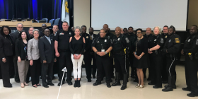 2019 OFFICER KNOCKS IS HONORED