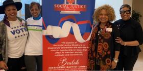 BEULAH COMMUNITY LIFE CENTER SOCIAL JUSTICE FORUM