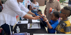 BEULAH BAPTIST CHURCH BACK TO SCHOOL EVENT