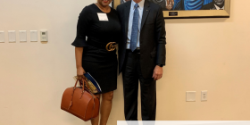 COMPTROLLER OF THE CURRENCY & OPERATION HOPE COMMUNITY TOUR
