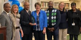 DeKalb Library Public Library Awards