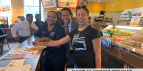 JULY 2019 COFFEE WITH A COP EVENT