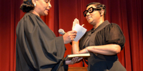 OATH OF OFFICE CEREMONY