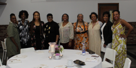 WOMEN'S EMPOWERMENT BOOK CLUB TEA